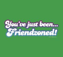You've Just Been Friendzoned Baby Tee