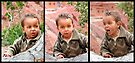 Emotions - Dadas Gorge Morocco by Debbie Pinard
