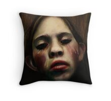 You would cry too  Throw Pillow
