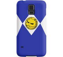 Blue Poké Ranger Samsung Galaxy Case/Skin
