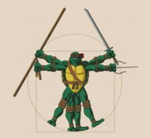 Teenage Mutant Ninja Turtle by crazyvicsta