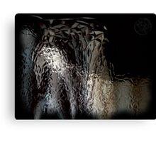 ©Macro Abstract Macro IV Canvas Print