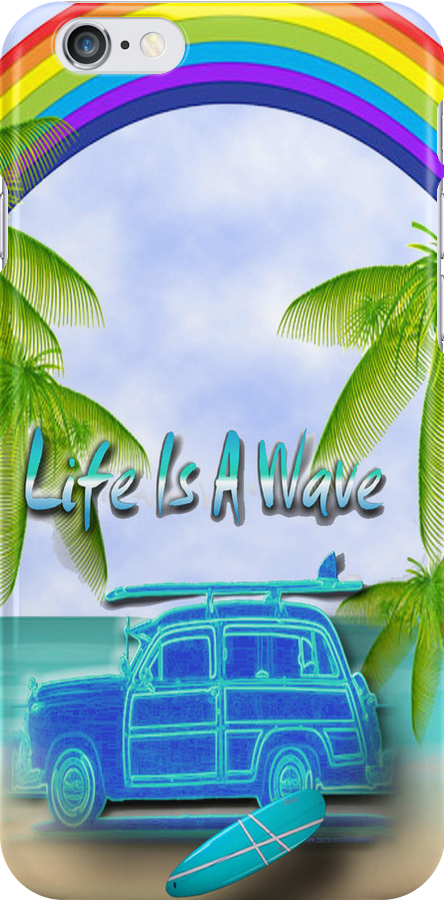 Life Is A Wave by Delights