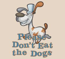 Please Don't Eat the Dogs by veganese