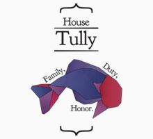 House Tully - Stained Glass Kids Clothes