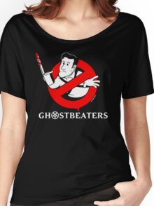 "The ""Real"" Ghost Beaters Women's Relaxed Fit T-Shirt"