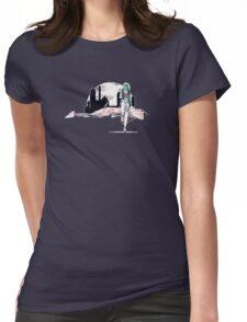 Got a problem, schutta? Womens Fitted T-Shirt