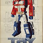 Optimus Pryor by 1974design