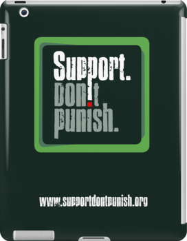 Support Don't Punish (small logo) by SDPcampaign