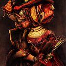 The Huntswoman. by Andy Nawroski