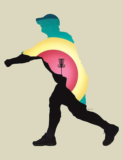 Disc Golf Driver by perkinsdesigns