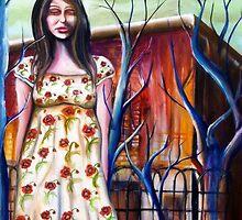 Ghost Girl Study by Mercurial Studios