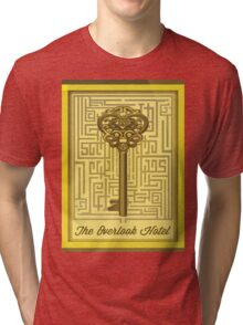 Key to the Overlook Tri-blend T-Shirt