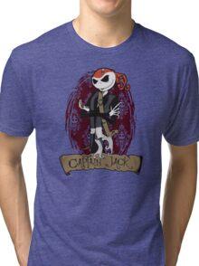 Confused Jack Tri-blend T-Shirt