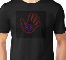 The All Seeing Eye- illuminati  Unisex T-Shirt