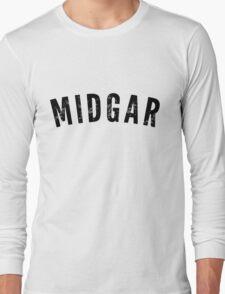 Midgar Shirt Long Sleeve T-Shirt