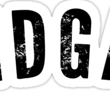 Midgar Shirt Sticker