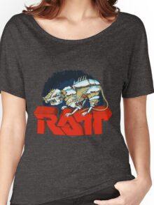 RATT Women's Relaxed Fit T-Shirt