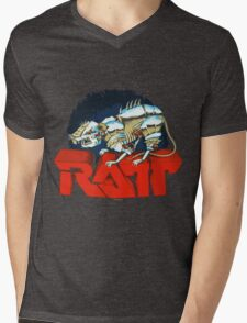 RATT Mens V-Neck T-Shirt