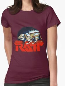 RATT Womens Fitted T-Shirt
