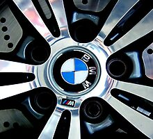 BMW Wheel by tmwilson
