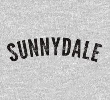 Sunnydale Shirt One Piece - Long Sleeve