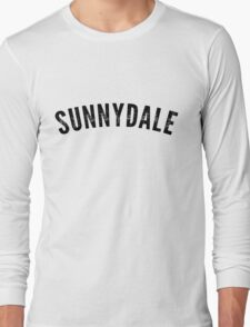 Sunnydale Shirt Long Sleeve T-Shirt