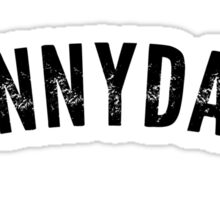 Sunnydale Shirt Sticker