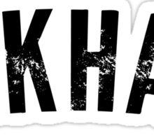 Arkham Shirt Sticker