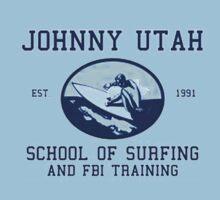 Point Break Movie Johnny Utah FBI  by brittaniefrazzi