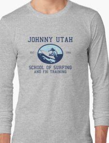 Point Break Movie Johnny Utah FBI  Long Sleeve T-Shirt