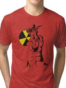 Hazmat Control Tri-blend T-Shirt