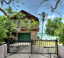 Ocean View Property in Nassau, The Bahamas by Jeremy Lavender Photography