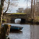 Irish Stone Bridge by JoeyKleisinger
