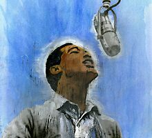 Sam Cooke by Colleen Moran
