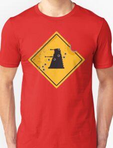 Dalek Crossing T-Shirt