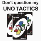 Uno Tactics by rockmanll