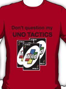 Uno Tactics T-Shirt