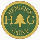 Hemlock Grove Police Department by zorpzorp