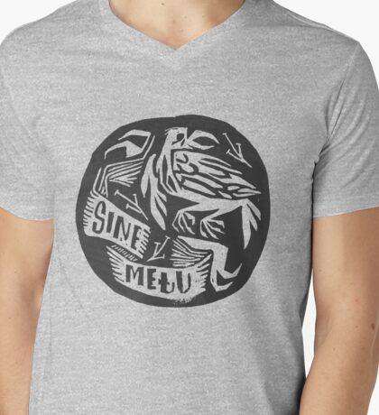 Sine Metu Mens V-Neck T-Shirt