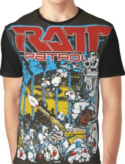 RATT PATROL Graphic T-Shirt