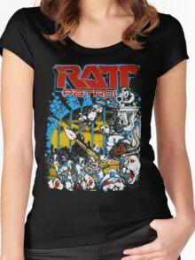 RATT PATROL Women's Fitted Scoop T-Shirt