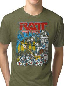 RATT PATROL Tri-blend T-Shirt