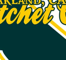 Oakland, CA Sticker
