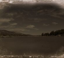 """ Big Bear Lake, California "" by CanyonWind"