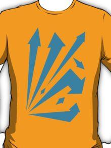 Striking arrows  T-Shirt