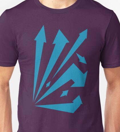 Striking arrows  Unisex T-Shirt