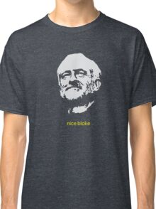 Jeremy Corbyn 'nice bloke' Classic T-Shirt