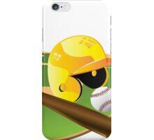 Yellow Baseball iPhone Case/Skin