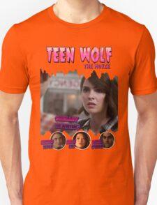 Teen Wolf Old Comic [Malia] Unisex T-Shirt